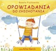 Renata Piątkowska-Opowiadania do chichotania