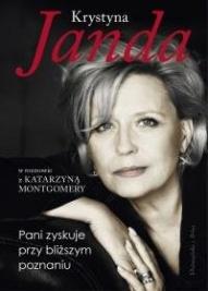 Krystyna Janda-Pani zyskuje przy bliższym poznaniu