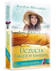 Karolina Wilczyńska-Uczucia zaklęte w kamieniu