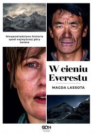 Lassota Magda-W cieniu Everestu