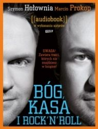 Szymon Hołownia, Marcin Prokop-Bóg, kasa i rock'n'roll