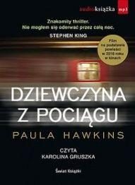 Paula Hawkins-Dziewczyna z pociągu