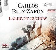 Carlos Ruiz Zafón-Labirynt duchów