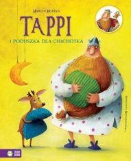 Marcin Mortka-Tappi i poduszka dla Chichotka