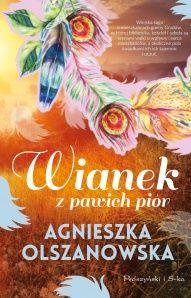 Agnieszka Olszanowska-[PL]Wianek z pawich piór