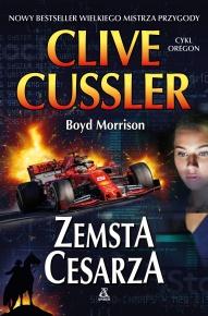 Clive Cussler -[PL]Zemsta cesarza
