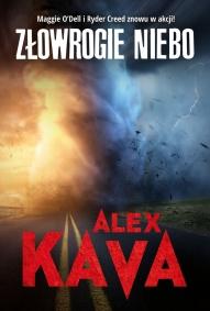 Alex Kava-Złowrogie niebo