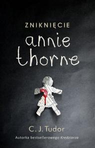 C. J. Tudor-Zniknięcie Annie Thorne