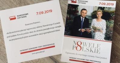 [PL]Narodowe Czytanie 2019