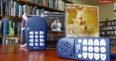 Czytak Plus-oferta biblioteki dla osób niewidomych i słabowidzących