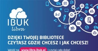 [PL]Czytaj gdzie chcesz i jak chcesz. Tysiące nowych książek w IBUK!