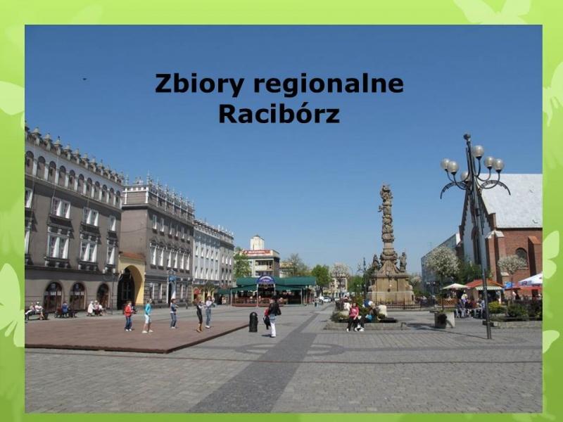 Zbiory regionalne