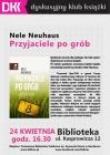 [PL]Przyjaciele po grób - spotkanie Dyskusyjnego Klubu Książki