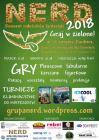 Konwent miłośników gier i fantastyki NERD 2018