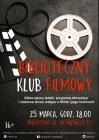 Biblioteczny Klub Filmowy-ODWOŁANE