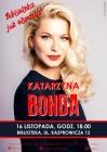 Katarzyna Bonda otworzyła bibliotekę!