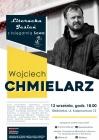 Literacka jesień z Księgarnią Sowa: WOJCIECH CHMIELARZ