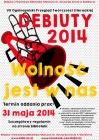 [PL]Wolność jest w nas - Debiuty 2014