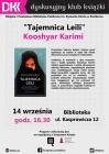 """[PL]Dyskusyjny Klub Książki: """"Tajemnica Leili"""""""