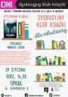 """Dyskusyjny Klub Książki dla Młodzieży: """"Posłaniec"""""""