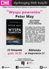 """Dyskusyjny Klub Książki: """"Wyspa powrotów"""""""