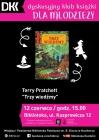 """DKK dla mlodzieży: """"Trzy wiedźmy"""" Terry Pratchett"""