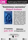 """[PL]Dyskusyjny Klub Książki """"Kwietniowa czarownica"""""""