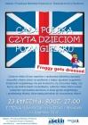 """[PL]Cała Polska czyta dzieciom po angielsku """"Froggy gets dressed"""""""