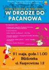 W drodze do Pacanowa - Dzień Dziecka w Bibliotece
