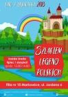 Lato z biblioteką: szlakiem legend polskich