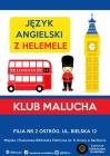 Klub Malucha język angielski   z HeleMele