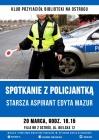 [PL]Spotkanie z policjantką w bibliotece na Ostrogu