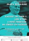 [PL]Dlaczego Jan Paweł II lubił wtorki, a papież Franciszek ma uśmiech dla każdego?-spotkanie online
