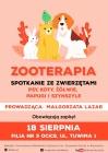 Lato z biblioteką: zooterapia