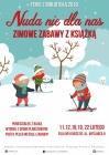 Nuda nie dla nas - zimowe zabawy  z książką