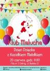 Klub Malucha: dzień dziecka z Koziołkiem Matołkiem
