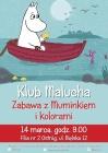 Klub Malucha - Gra w kolory w bibliotece na Ostrogu
