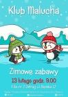 Klub Malucha: zimowe zabawy