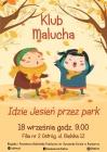 [PL]Klub Malucha: Idzie Jesień  przez park