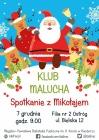 Klub Malucha: spotkanie z Mikołajem
