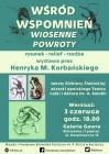 [PL]Wernisaż wystawy prac artysty rzeźbiarza Henryka M. Korbańskiego