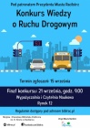 Konkurs wiedzy o ruchu drogowym