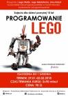 Kurs kodowania i programowania Lego - zapisy