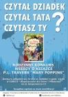 """Rodzinny konkurs wiedzy: """"Mary Poppins""""  P. L. Travers"""