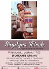 Spotkanie online z Krystyną Mirek