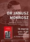 """""""Aleksander Zawadzki..."""" – promocja książki Janusza Mokrosza"""