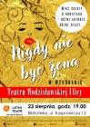 [PL]Letni Teatr na Schodach: Nigdy nie być żoną