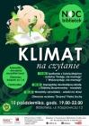 """[PL]Ogólnopolska  NOC BIBLIOTEK """"Klimat na czytanie"""""""