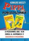 Pippi Pończoszanka-konkurs wiedzy