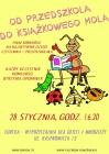 """""""Od przedszkola do książkowego mola"""" -  finał konkursu na najaktywniejszego czytelnika – przedszkolaka"""
